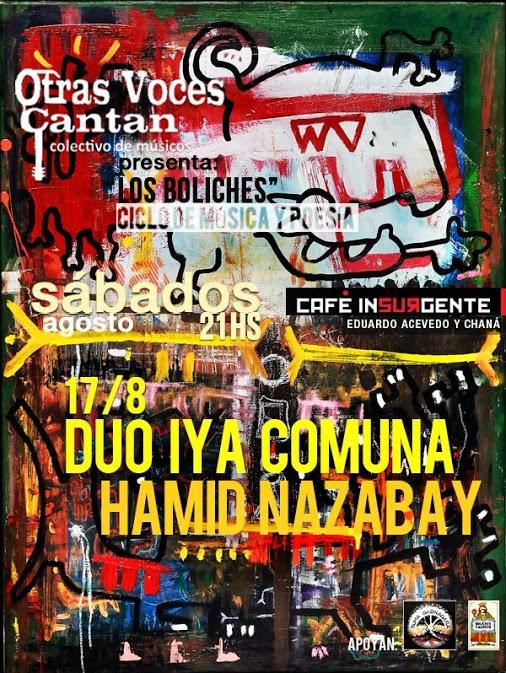Afiche OVC, 17-8