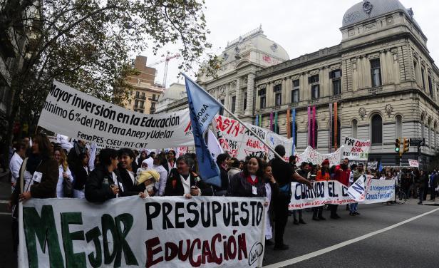 sindicatos docentes
